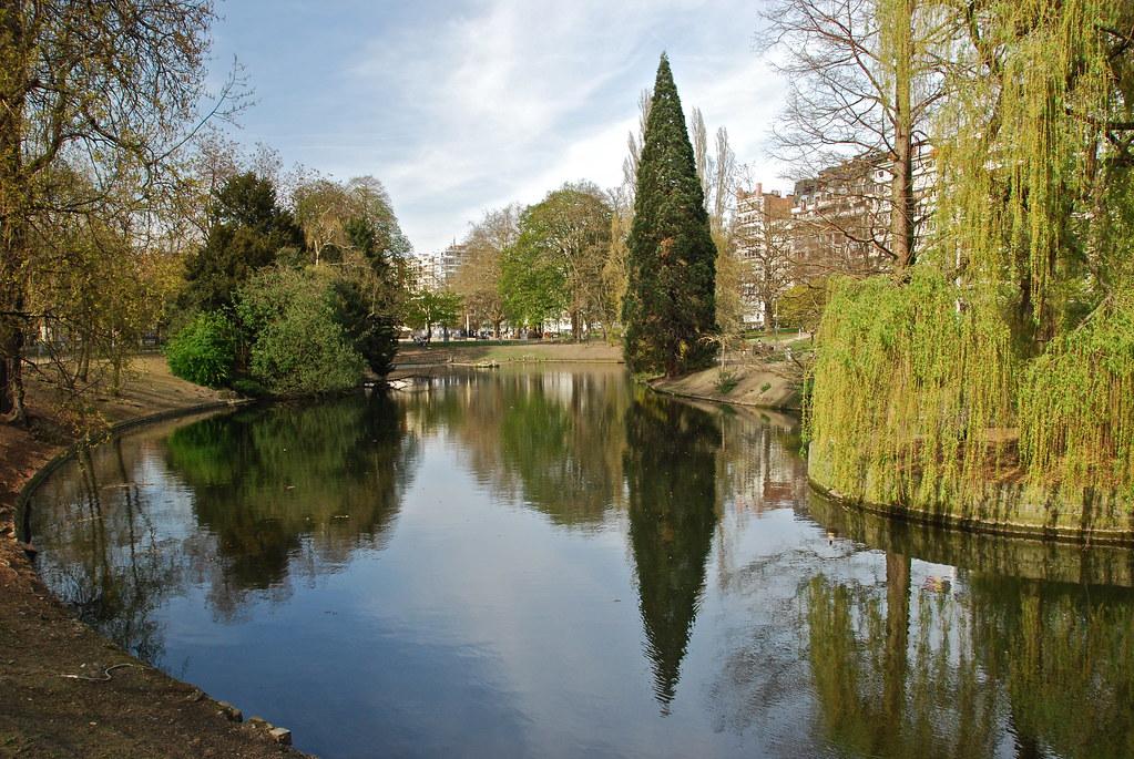 Parc d'Avroy - Liège