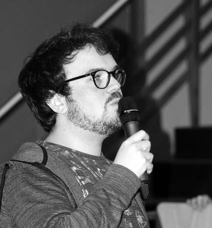 Romain Ansion livre la recette d'une bonne vidéo sur Youtube : le générateur de chaos. ©UPMC